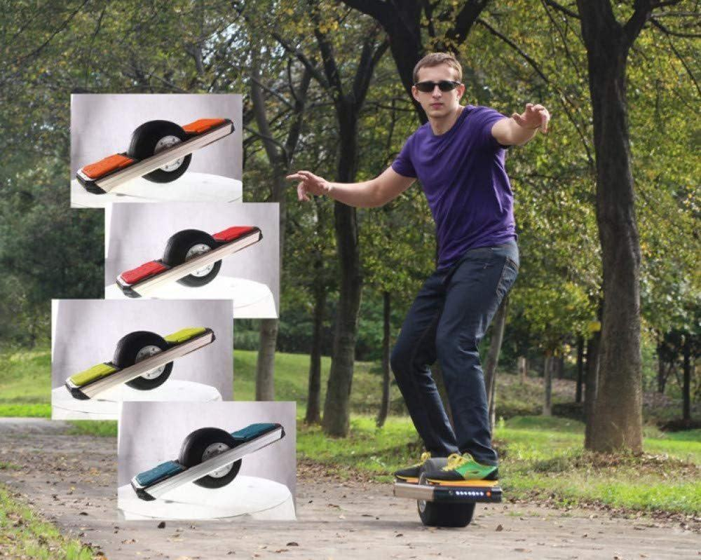 electric onewheel skateboard