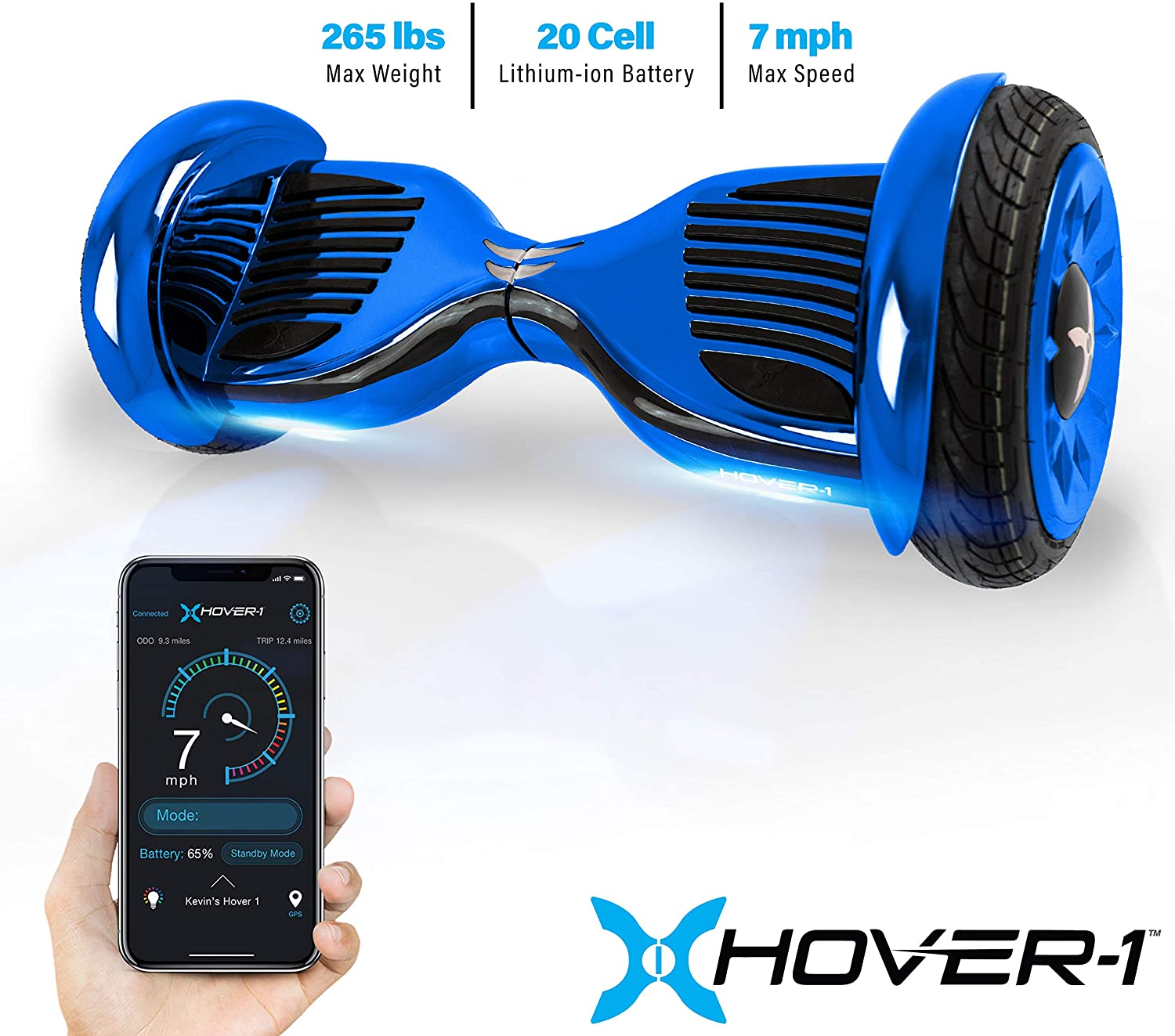 hover 1 titan electric hoverboard