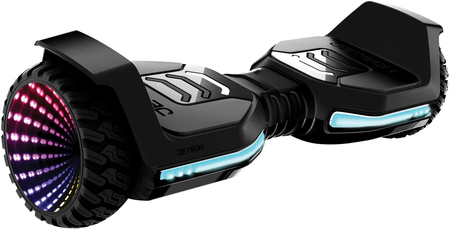 jetson flash self balancing hoverboard