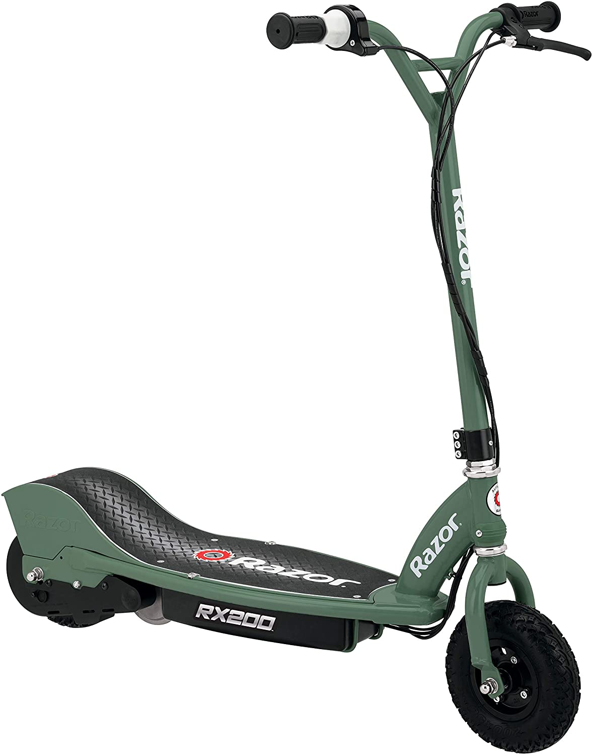 razor rx200 electric off road scooter